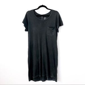 J. Crew Garment-Dyed T-shirt Dress
